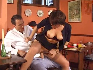 slutty maiden twice fucked by two stiff dicks!