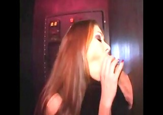gulp gloryhole # tiffani minx