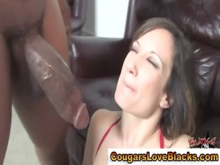 mature cougar whore brown libido drill and facial