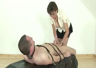 sadomasochism cock older fetish