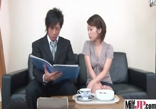 japanese horny milf acquire nailed hard video-70