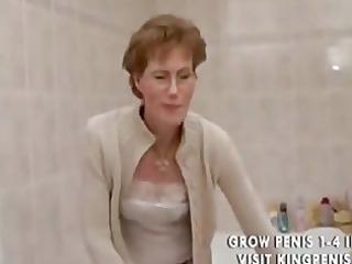 kinky grandma peeing and shaving,.,..