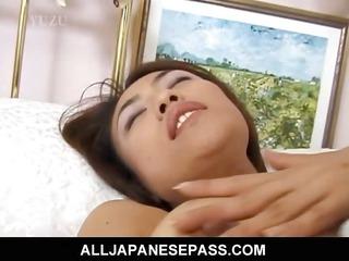 awesome mature babe aya kurosaki in hot lingerie
