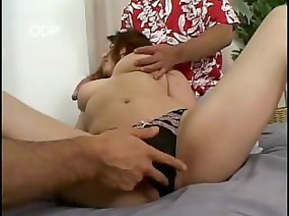 slutty japanese milf fisted and squirt