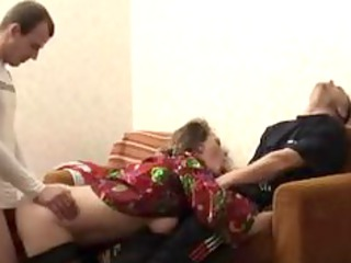 naughty mother bang by son