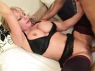 english lady hot wake up call