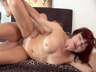 i drilled my friends awesome mom!  czechsuperstars