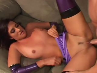 latex woman ava ramone hungry for a uneasy