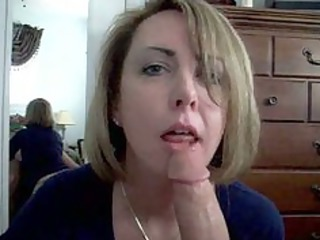 cum in oral at horny wife
