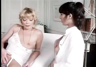 vintage foreign porn movie scene with those women