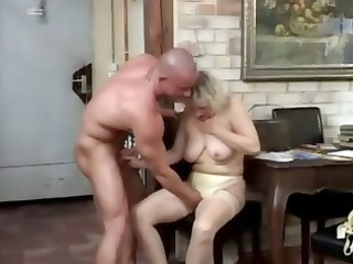 nylons elderly gangbangs