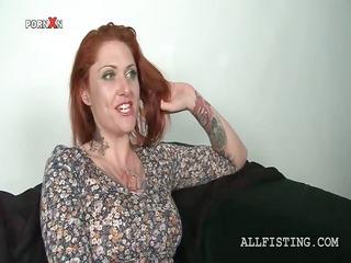older  hoe in stockings gets assets oil massaged