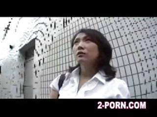 milf has a sperm thailand massage