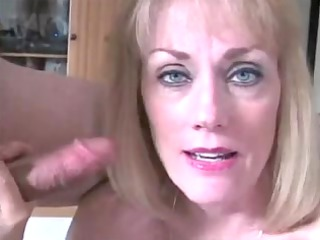 aged wife facial