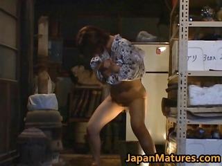 chisato shouda astonishing cougar japanese part5