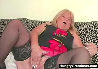 big granny pecker hungry