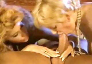 milly and carolina receive jointly for a very hot
