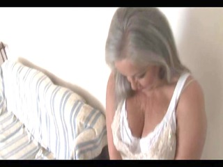 busty perky old into open girdle and pantyhose