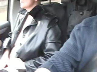 curvy aged pale wanks in the car