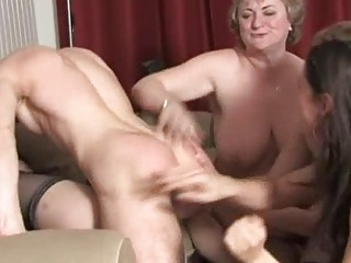 cougar whores having pleasure and awsome bunch