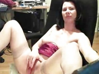extremely impressive grownup webcam lady massages