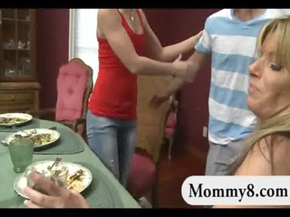teenage and stepmom battle for the teens