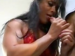 bodybuilding older woman bottom