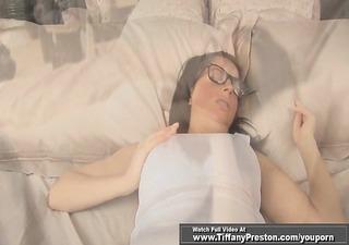 tiffany preston - self masturbate