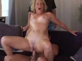 swinger maiden obtains screwed, hubby approves!