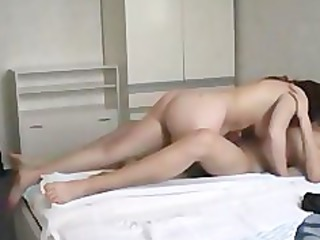 enormously extremely hot red-haired wife hooks up