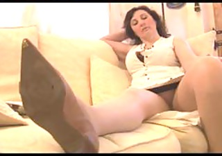 breasty mature d like to fuck panty tease and